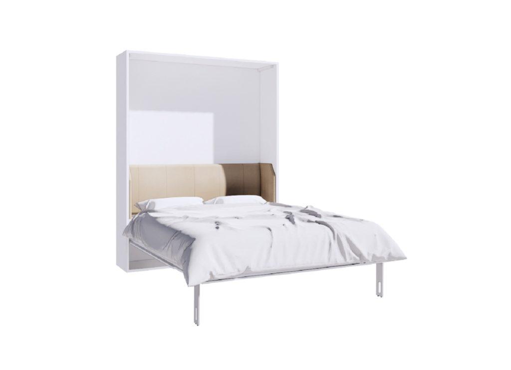 เตียงพับติดผนัง รุ่น Inspire กางเตียง