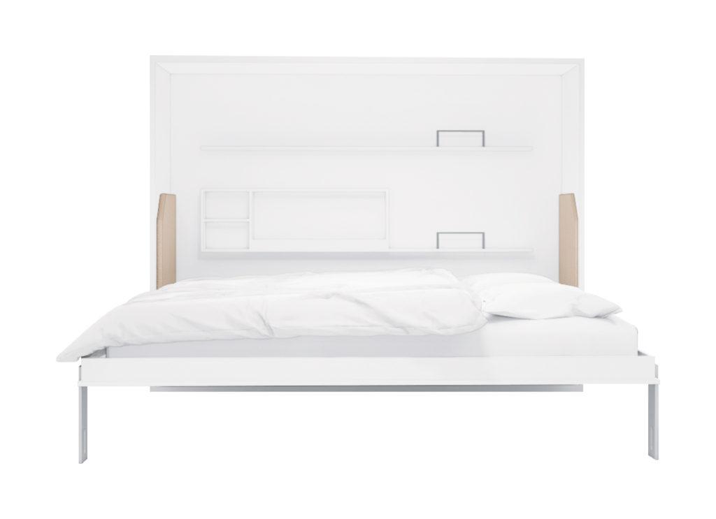 เตียงพับติดผนัง รุ่น Spazio 5' กางเตียง