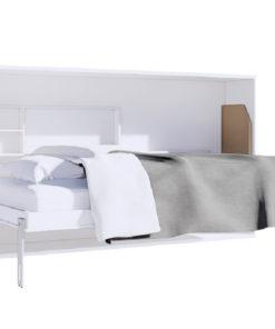 เตียงพับติดผนัง รุ่น Spazio ขนาด 3.5 ฟุต กางเตียง