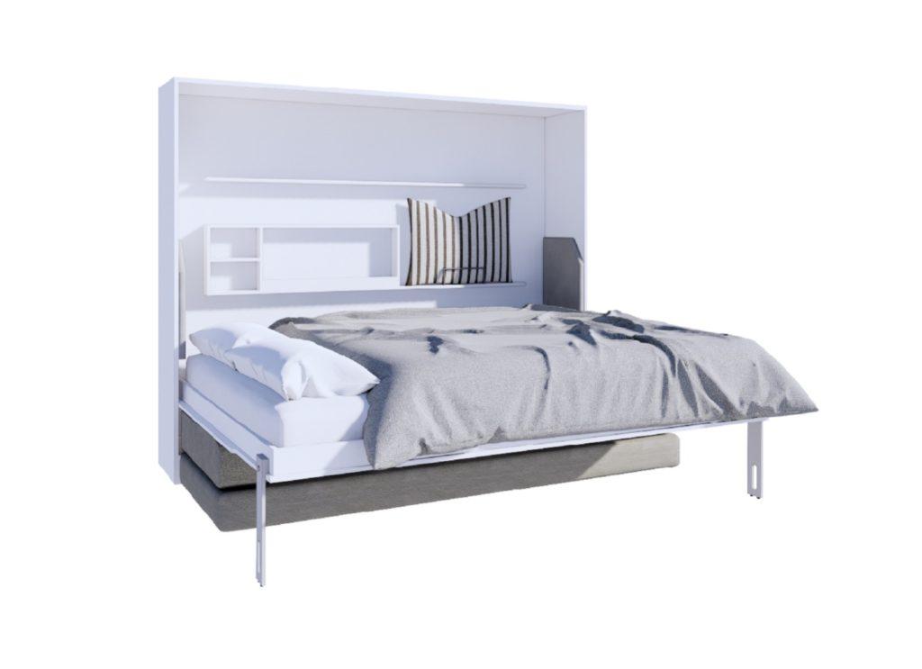 เตียงพับ รุ่น Grandy 5' ตอนกางเตียง